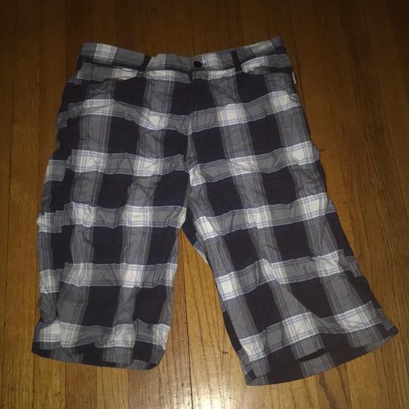 Pelle Pelle Other - Pelle Pelle Shorts Sz 38